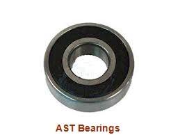 AST NUP206 E cylindrical roller bearings