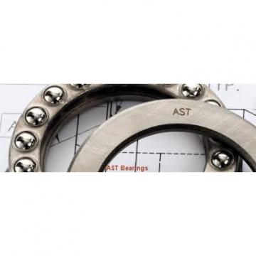AST 22208CKW33 spherical roller bearings