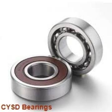 38,1 mm x 100 mm x 44,45 mm  CYSD GW211PP17 deep groove ball bearings