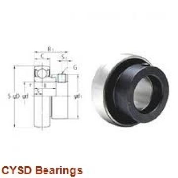 31,75 mm x 63,5 mm x 15,875 mm  CYSD 1654-RS deep groove ball bearings
