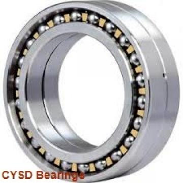 10 mm x 30 mm x 9 mm  CYSD 6200-Z deep groove ball bearings