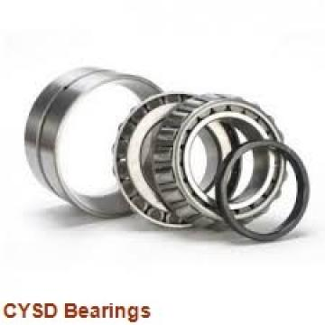 31,75 mm x 65,088 mm x 17,462 mm  CYSD 1657-ZZ deep groove ball bearings
