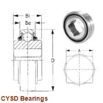 200 mm x 280 mm x 38 mm  CYSD 7940 angular contact ball bearings