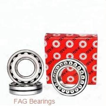 120 mm x 170 mm x 25 mm  FAG T4CB120 tapered roller bearings