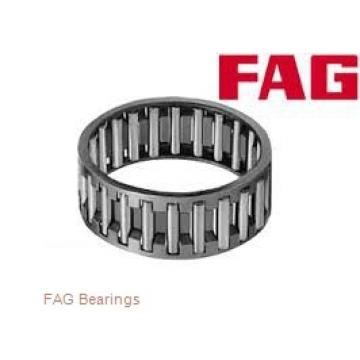 80 mm x 170 mm x 58 mm  FAG NU2316-E-TVP2 cylindrical roller bearings