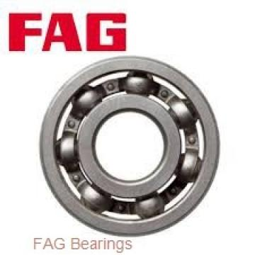 180 mm x 250 mm x 45 mm  FAG 32936 tapered roller bearings