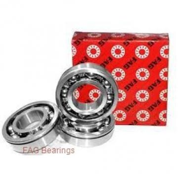 25 mm x 62 mm x 24 mm  FAG 2305-2RS-TVH self aligning ball bearings