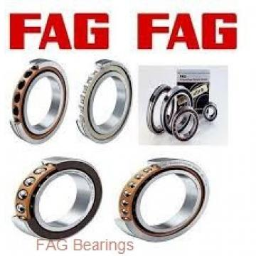 130 mm x 210 mm x 80 mm  FAG 24126-E1-2VSR-H40 spherical roller bearings
