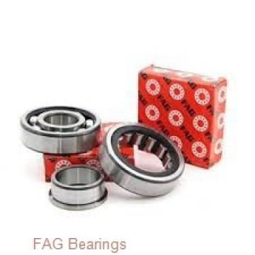 60 mm x 110 mm x 28 mm  FAG 32212-A tapered roller bearings