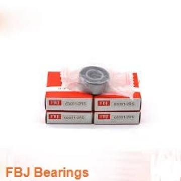 34,925 mm x 73,025 mm x 22,225 mm  FBJ 02877/02820 tapered roller bearings