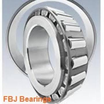 80 mm x 170 mm x 39 mm  FBJ 6316 deep groove ball bearings