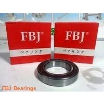 50 mm x 72 mm x 43 mm  FBJ GEEM50ES-2RS plain bearings