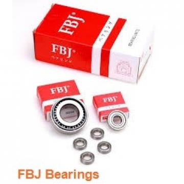 9,525 mm x 23,01748 mm x 7,9375 mm  FBJ 1606-2RS deep groove ball bearings