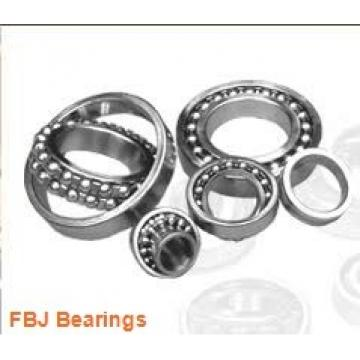 35 mm x 100 mm x 25 mm  FBJ NUP407 cylindrical roller bearings