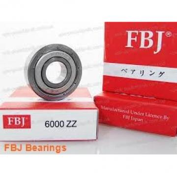 45 mm x 100 mm x 25 mm  FBJ NU309 cylindrical roller bearings