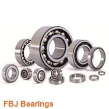 30 mm x 72 mm x 27 mm  FBJ NUP2306 cylindrical roller bearings