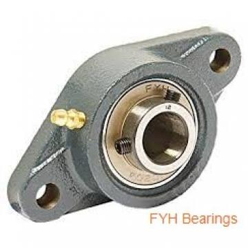 25,4 mm x 52 mm x 34,1 mm  FYH UC205-16 deep groove ball bearings