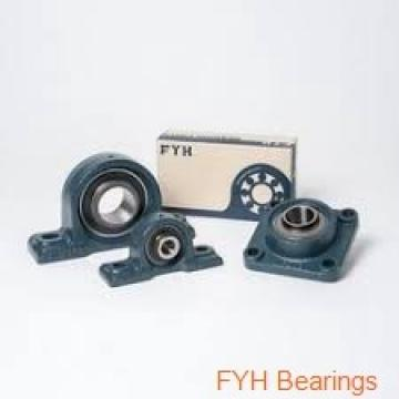 90 mm x 190 mm x 96 mm  FYH UC318 deep groove ball bearings
