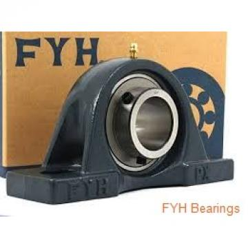 40 mm x 85 mm x 49,2 mm  FYH UCX08 deep groove ball bearings