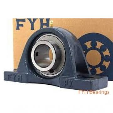 35 mm x 72 mm x 42,9 mm  FYH UC207 deep groove ball bearings