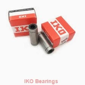 140 mm x 200 mm x 25 mm  IKO CRBH 14025 A thrust roller bearings