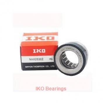 140 mm x 230 mm x 130 mm  IKO GE 140GS plain bearings