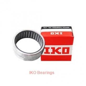 90 mm x 125 mm x 35 mm  IKO NAU 4918UU cylindrical roller bearings