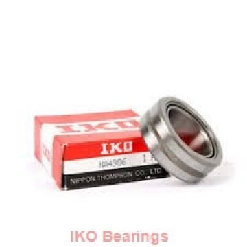 15 mm x 28 mm x 13 mm  IKO NAU 4902 cylindrical roller bearings