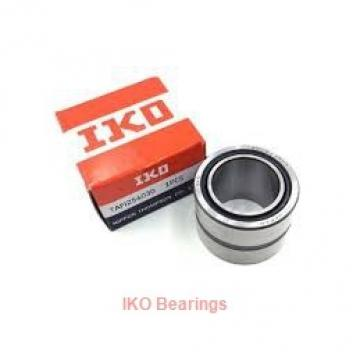 240 mm x 360 mm x 160 mm  IKO NAS 5048UUNR cylindrical roller bearings