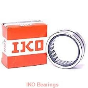 110 mm x 170 mm x 93 mm  IKO SB 11017093 plain bearings