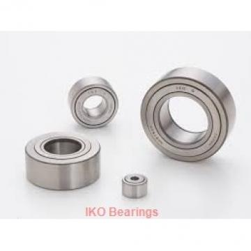 170 mm x 260 mm x 122 mm  IKO NAS 5034ZZNR cylindrical roller bearings