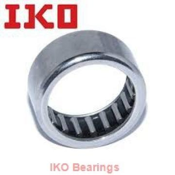 35 mm x 55 mm x 30 mm  IKO SB 355530 plain bearings