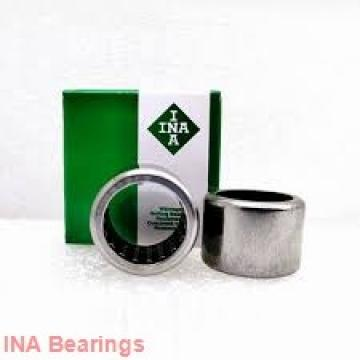 22 mm x 42 mm x 28 mm  INA GIKFR 22 PW plain bearings