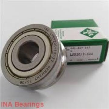 17 mm x 35 mm x 20 mm  INA GE 17 FO-2RS plain bearings