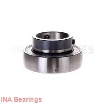 12 mm x 22 mm x 10 mm  INA GAR 12 UK plain bearings