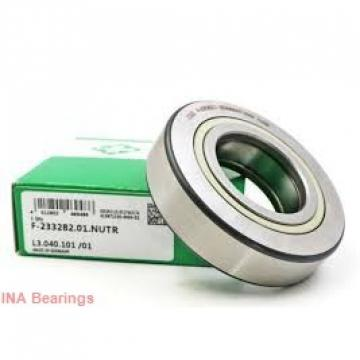 200 mm x 280 mm x 152 mm  INA SL15 940 cylindrical roller bearings