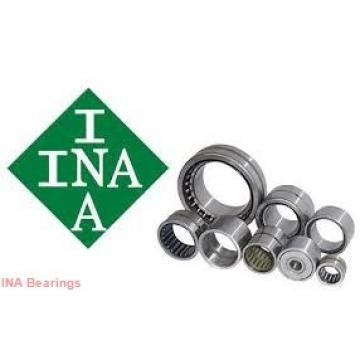 400 mm x 540 mm x 140 mm  INA SL024980 cylindrical roller bearings