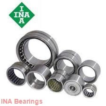 160 mm x 260 mm x 135 mm  INA GE 160 FO-2RS plain bearings