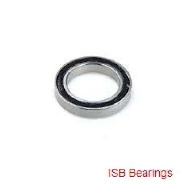 6 mm x 17 mm x 6 mm  ISB F606ZZ deep groove ball bearings