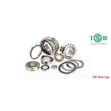 6,35 mm x 9,525 mm x 3,175 mm  ISB R168ZZ deep groove ball bearings
