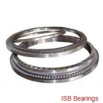 110 mm x 240 mm x 92,1 mm  ISB 3322 D angular contact ball bearings