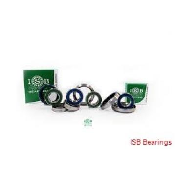 120 mm x 215 mm x 42 mm  ISB 1224 M self aligning ball bearings